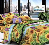 Постельное бельё бязь полуторный комплект 150 х 215 см.комплект постельного белья