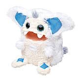 Интерактивная игрушка Ризмо Snow от Tomy (белый) / Rizmo Snow Evolving Musical Friend Interactive Plush Toy, фото 4
