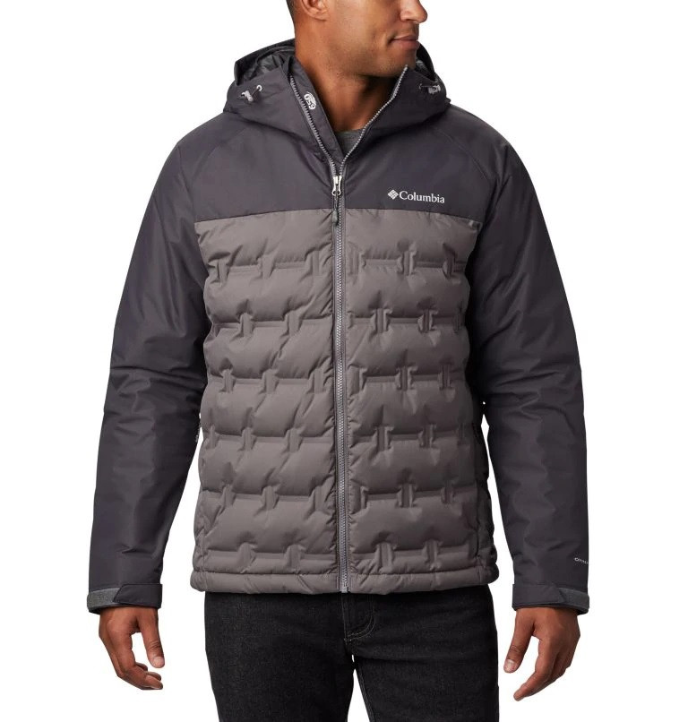 Куртка пуховая мужская  Columbia GRAND TREK™ (1864522-023)