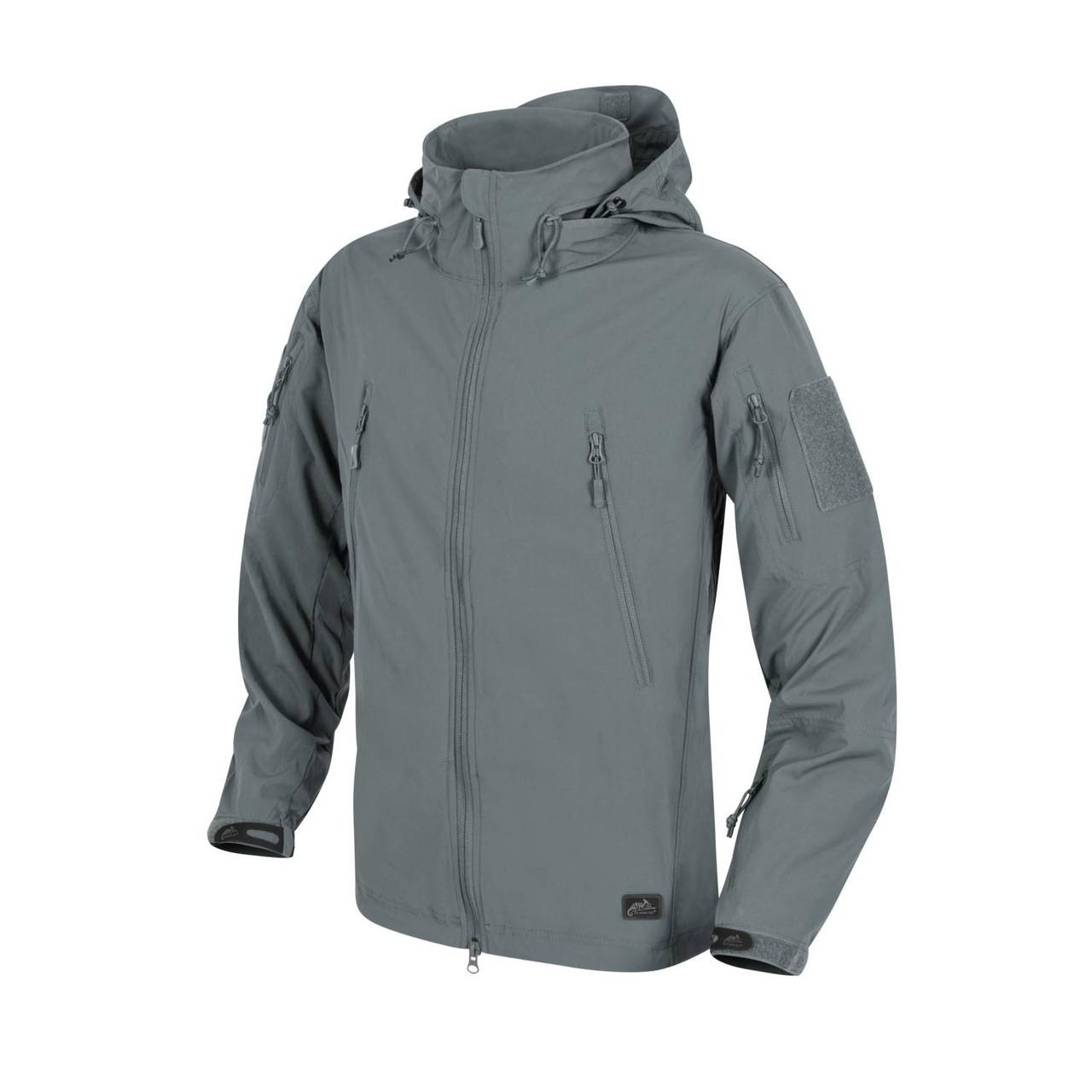 Демісезонна тактична куртка Helikon-Tex® TROOPER Soft Shell (a green )