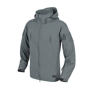 Демисезонная тактическая куртка Helikon-Tex® TROOPER Soft Shell (a green )