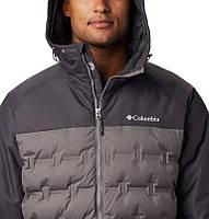 Куртка пуховая мужская  Columbia GRAND TREK™ (1864522-023), фото 4