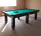"""Більярдний стіл """"Галант"""" 6 футів Піраміда, фото 5"""
