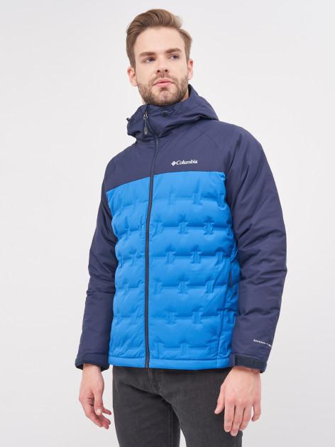 Куртка пуховая мужская  Columbia GRAND TREK™ (1864522-432)