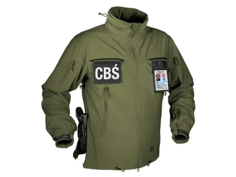Тактична куртка Helikon Tex ® COUGAR QSA + HID Soft Shell (оливкова)