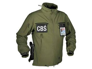 Тактическая куртка Helikon Tex ® COUGAR QSA + HID Soft Shell (оливковая)