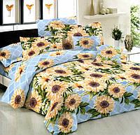 Комплект постельного белья Бязь Gold Двуспальный размер 175 х 215 см постельное бельё