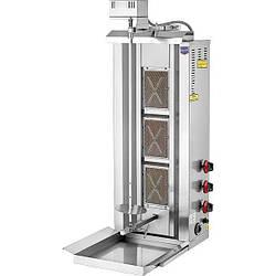 Апарат для шаурми газовий REMTA D06MZ (D15 LPG)