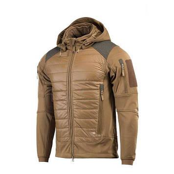 Тактическая Soft Shell куртка WIKING LIGHTWEIGH ( коричневый )