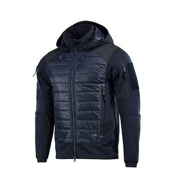 Тактическая Soft Shell куртка WIKING LIGHTWEIGH ( темно-синий )