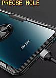 Чехол KEYSION с кольцом для  Xiaomi Redmi Note 9S / Note 9 Pro, фото 10