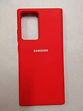 Чехол Samsung Note 20 Plus Original Full Case Red