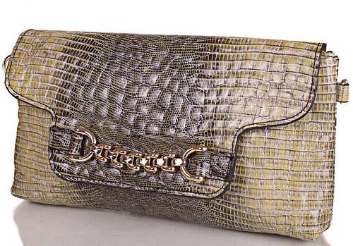 Стильный  женский кожаный клатч  ETERNO, ET336956-9