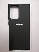 Чехол Samsung Note 20 Plus Original Full Case Black