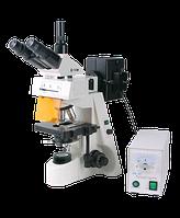 Мікроскоп люмінесцентний  XSZ-146TP(FLUO)