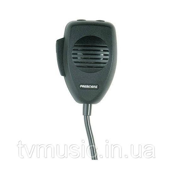 Микрофон для радиостанций President MICRO DNC 520 U / D
