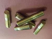 Шпилька М10 різьбова DIN 975 з латуні, фото 1