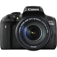 Canon EOS 750D Kit 18-135mm STM(официальная гарантия)