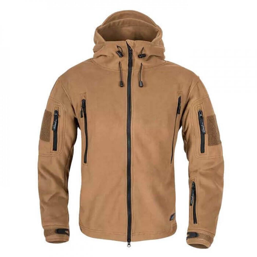 Куртку демісезонна куртка Helikon-Tex® Patriot (coyote)