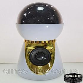 Проектор звездное небо ночник шар Led Music BulB