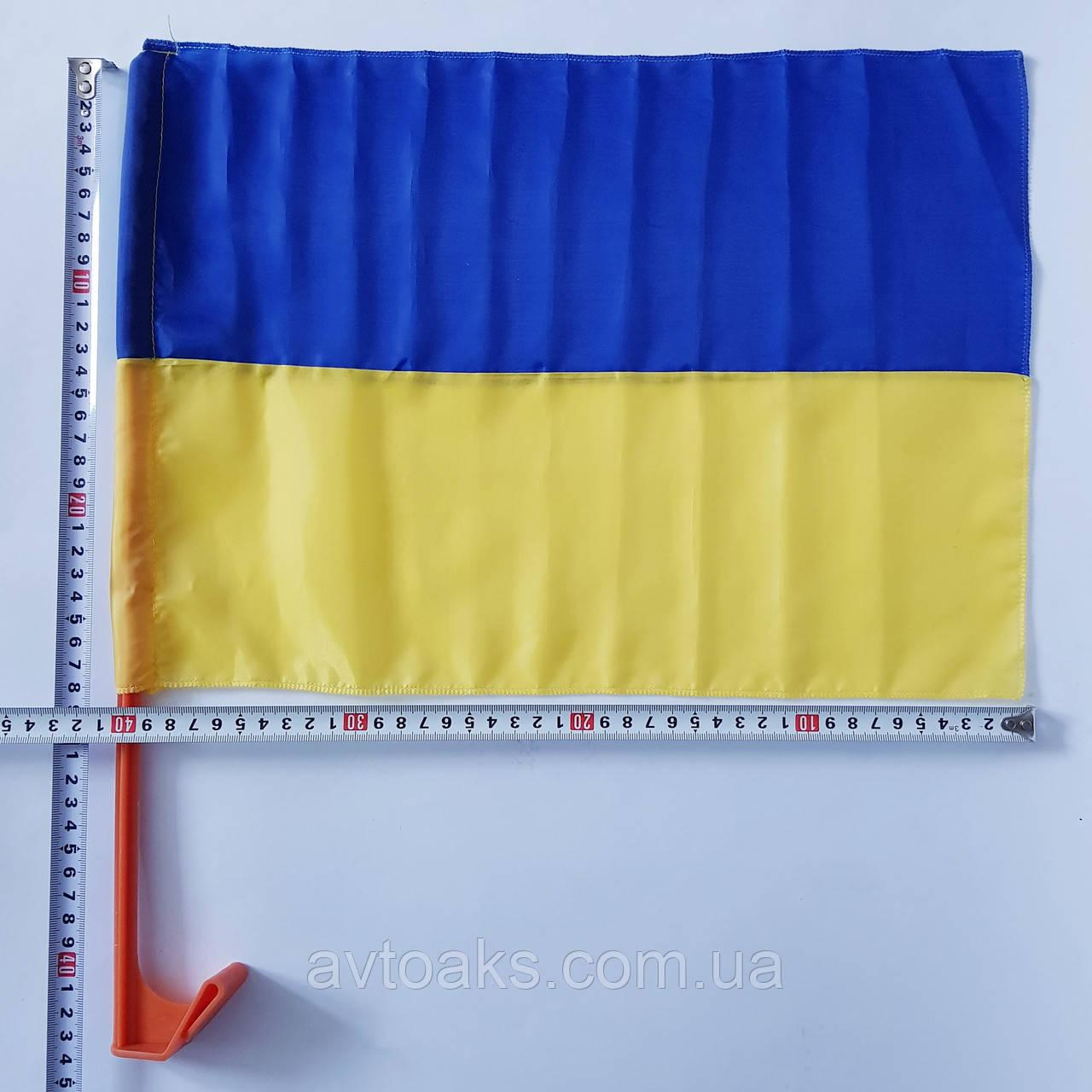 Авто флаг Украина