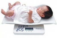 Весы для новорожденных