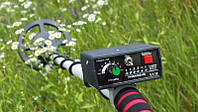 Металлоискатель Кощей 5и с корзиночным датчиком диаметром 20 сантиметров прошивка 1.12
