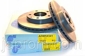 Тормозной диск передний Mazda 626 GE GF Xedos 6 1992-2002г.в. Blue Print 258мм