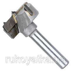 Фреза Форстнера D-30 мм d-8 мм для дверных петель INTERTOOL SD-0493