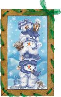 Наборы для креативного рукоделия Рождественское настроение ОР 7507
