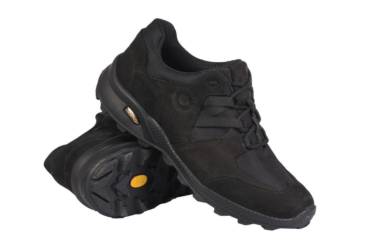 Демисезонные военные кроссовки / тактическая, трекинговая обувь PEGASUS (black)
