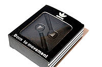 Вакуумные наушники Adidas sport edition черные
