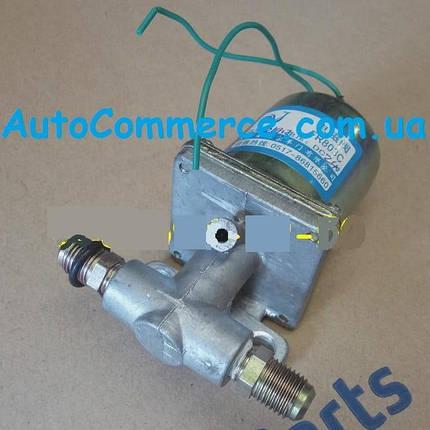 Клапан электромагнитный (воздушный) открывания дверей ХАЗ 3250 АнтоРус, фото 2