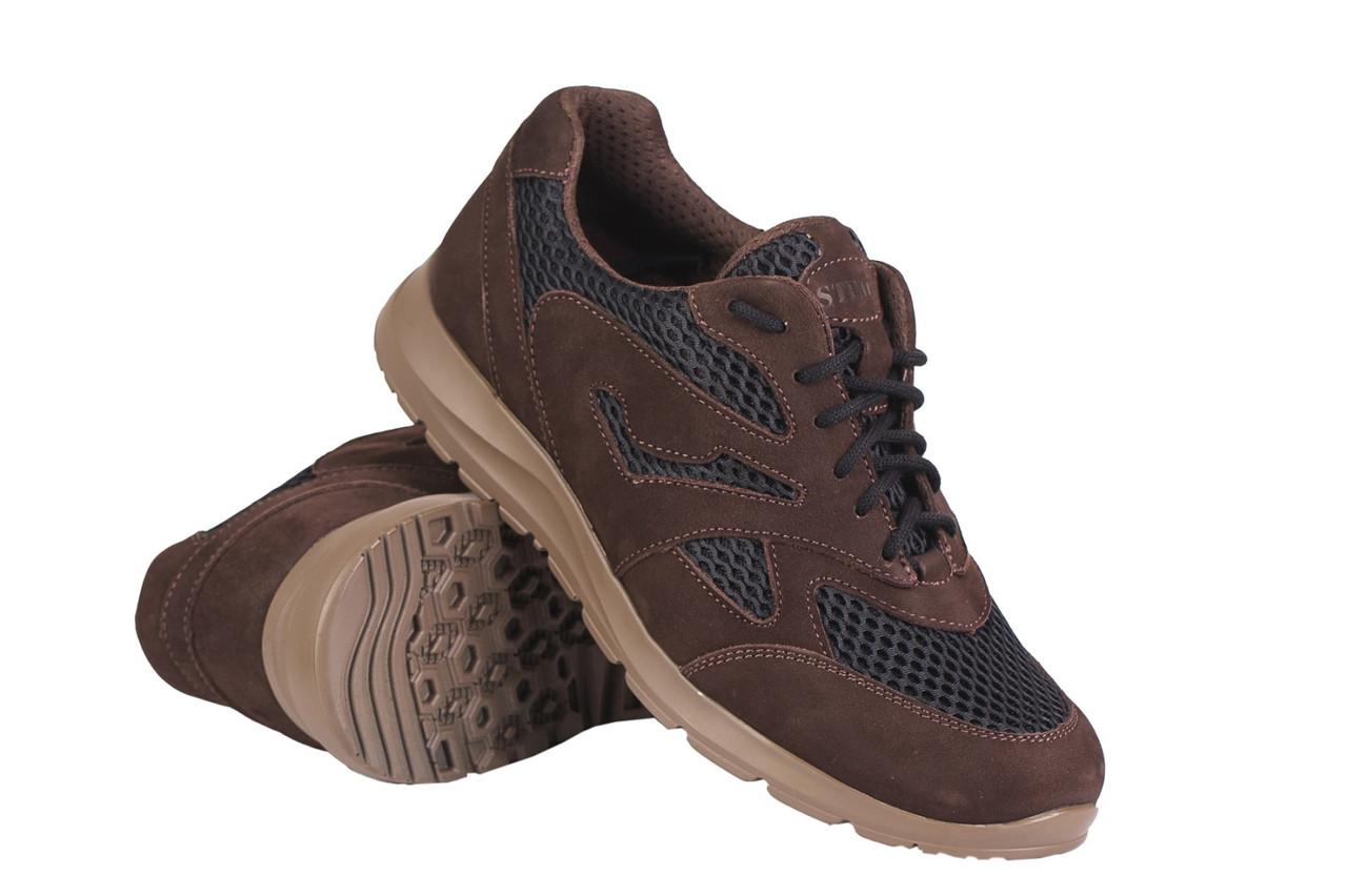 Тактические кроссовки / летняя военная обувь, армейская спецобувь SICARIO (шоколад)