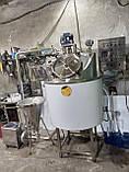Котел варочный кпэ-250 вакуумный с обвязкой гомонизатора, фото 2