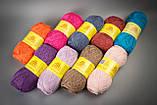 Пряжа хлопковая Vivchari Cottonel 800, Color No.4015 малиновый, фото 7