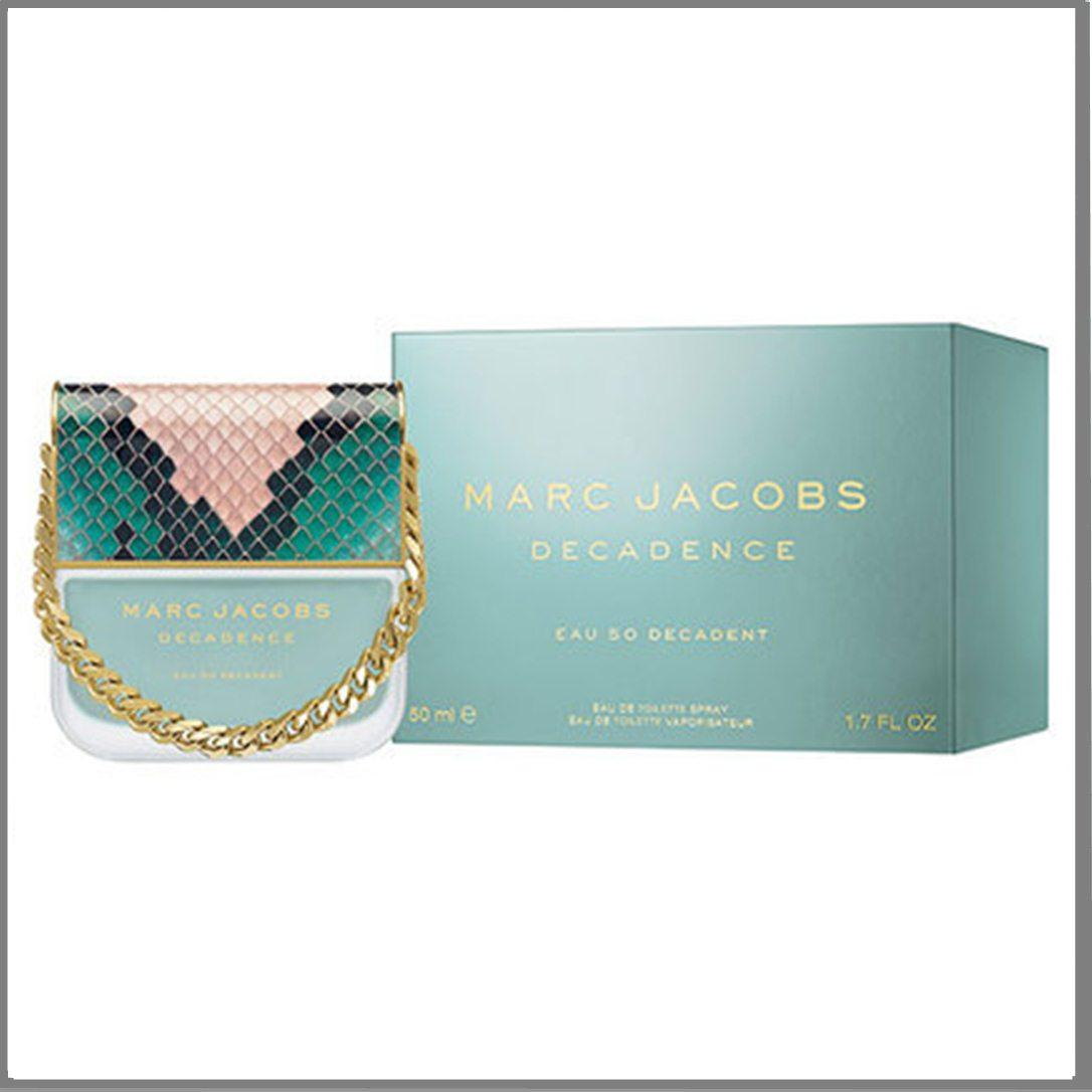 Marc Jacobs Decadence Eau so Decadent парфюмированная вода 100 ml. (Марк Джейкобс Декаденс Еау со Декадент)