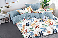Полуторный комплект постельного белья 150*220 сатин_хлопок 100% (15979), фото 1