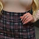 Женская юбка  короткая  мод.729 Анна Оди размер 42-64, фото 2