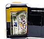 Детская копилка электронная сейф купюроприемник с замком кодовым, фото 5