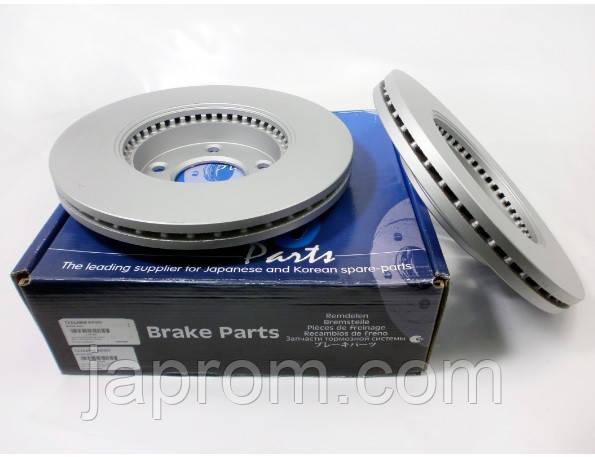 Тормозной диск задний Mazda 6 GG GH 280мм 2002-2012г.в.