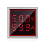 УЦЕНКА!!! Цифровой вольтметр-амперметр AC 60-500 V 0-100A, фото 7