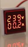УЦЕНКА!!! Цифровой вольтметр-амперметр AC 60-500 V 0-100A, фото 8