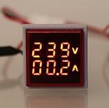 УЦЕНКА!!! Цифровой вольтметр-амперметр AC 60-500 V 0-100A, фото 9