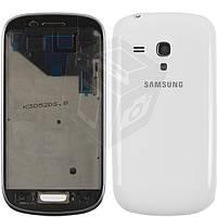 Корпус для Samsung Galaxy S3 mini i8190 - оригинальный (белый)