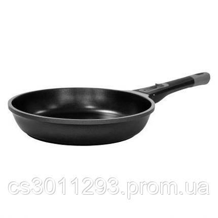 Сковорода c антипригарным покрытием с съемной ручкой д. 24 см Krauff 25-287-001, фото 2