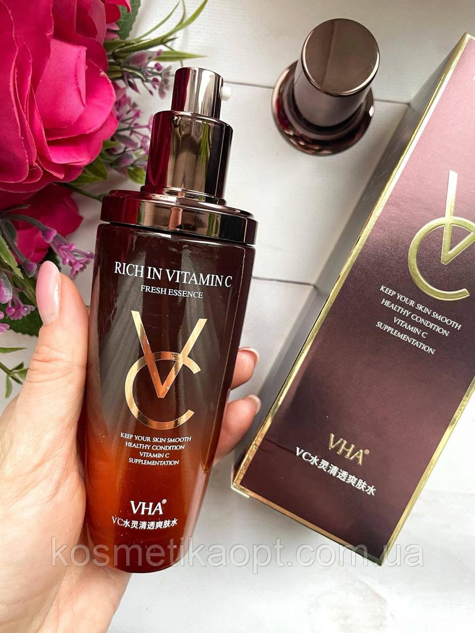Тонер для лица (VC Richin Vitamin C) с гиалуроновой кислотой и витамином С