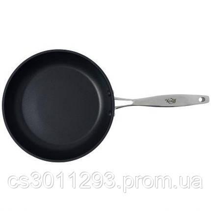 Индукционная сковорода Elegant с антипригарным покрытием 28 см h 5,3 см Krauff 25-45-070, фото 2