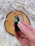 Лабрадорит (кристалл-генератор), фото 5