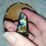 Лабрадорит (кристалл-генератор), фото 4